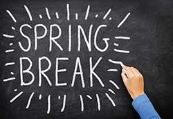 Mines Spring Break Camps 2019